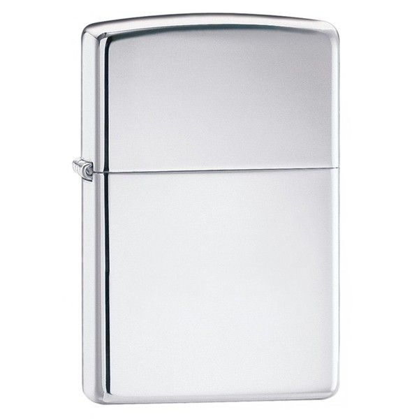 Зажигалка Zippo 250 CLASSIC high polish chrome video