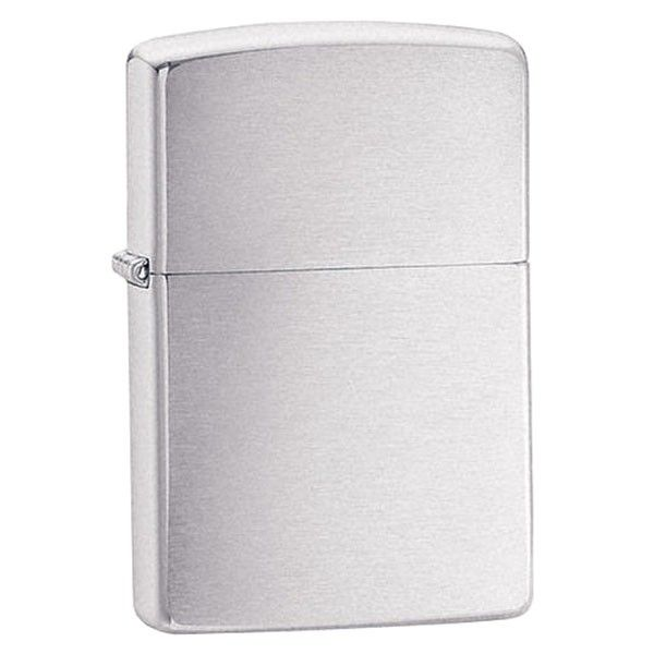 Зажигалка Zippo 200 CLASSIC brushed chrome video