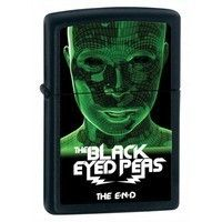 Зажигалка Zippo 28026 Black Eyed Peas The End