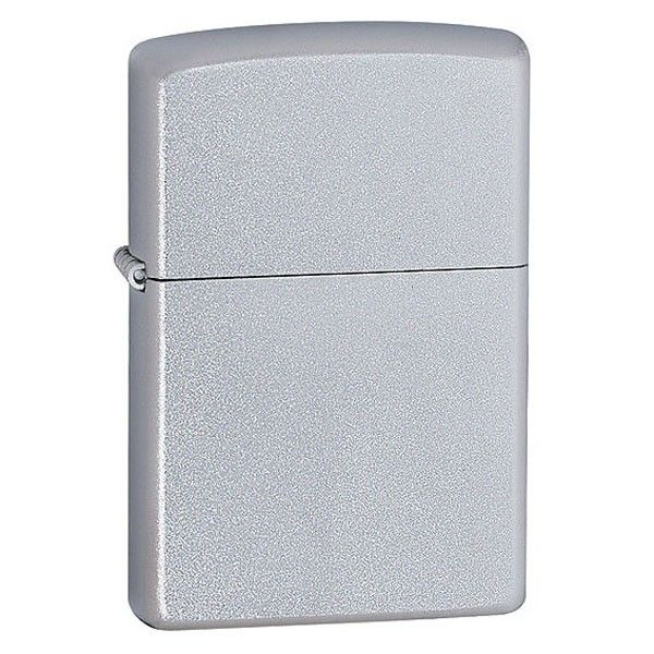 Зажигалка Zippo 205 CLASSIC satin chrome video
