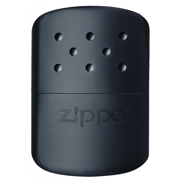Грелка для рук Zippo Black Hand Warmer Euro 40368 video