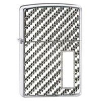 Фото Зажигалка Zippo 28185 ENGINE TURN PEBBLE