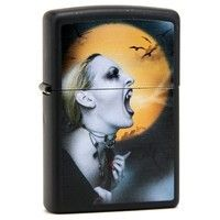 Фото Зажигалка Zippo 28435 SCREAMING VAMPIRESS